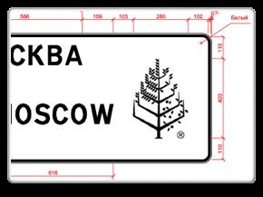 Разработка проектной документации для знаков индивидуального проектирования.